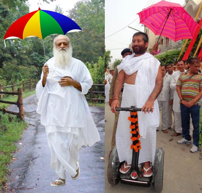 Asaram and Narayan: Carrying the family tradition forward
