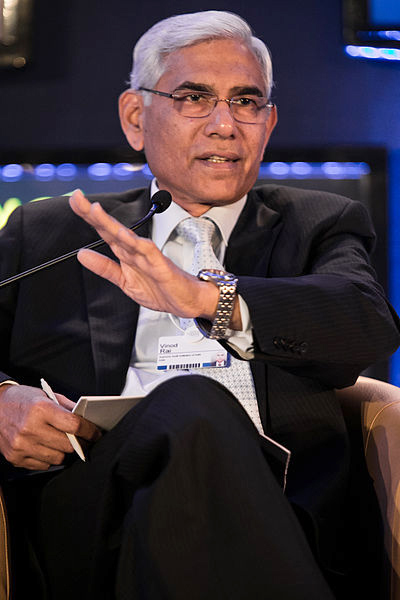 Vinod Rai: The face of the anti-corruption movement