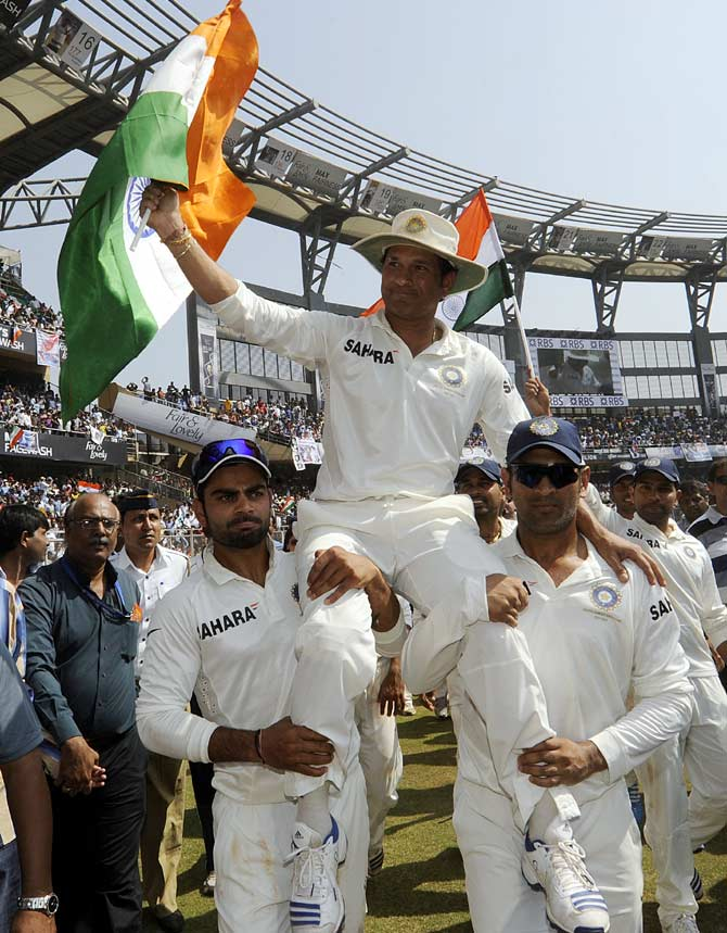 Sachin Tendulkar: The icon who united India