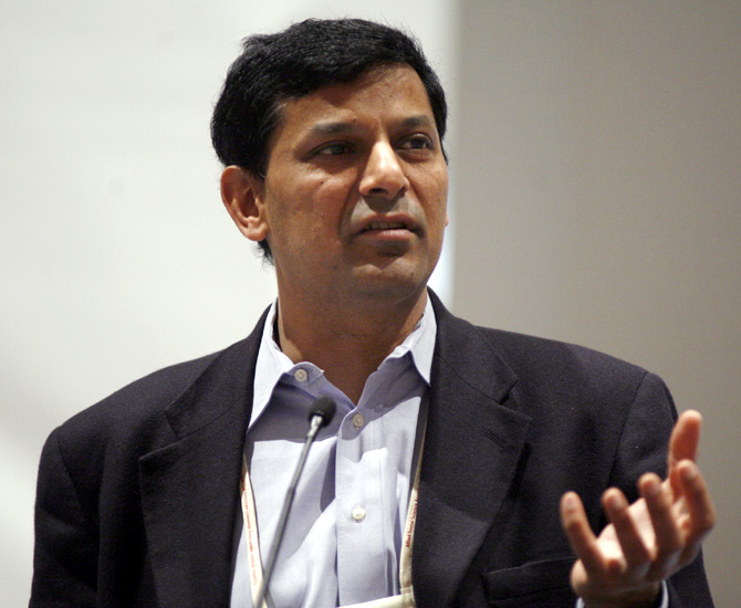 Raghuram Rajan: Lucky mascot for the rupee