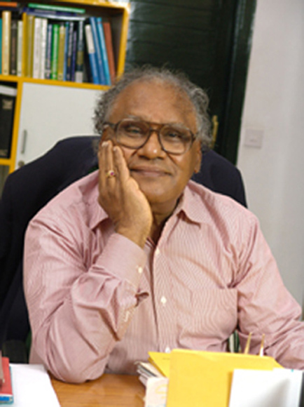 Professor CNR Rao: Brilliant and blunt