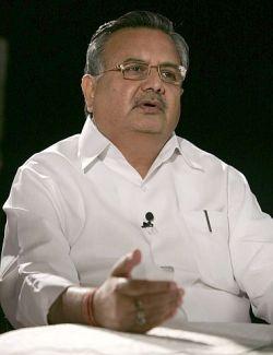Raman Singh to take oath as Ch'garh CM for third time on Dec 12