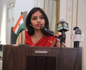 Dr Devyani Khobragade