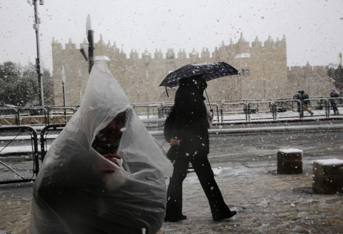 PHOTOS: It's an unusual December in the Middle East