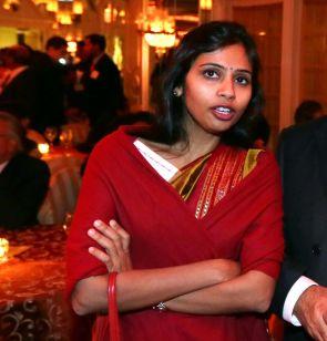 Devyani Khobragade, the Indian diplomat arrested in New York last week.