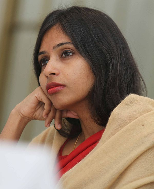 Senior Indian diplomat Devyani Khobragade