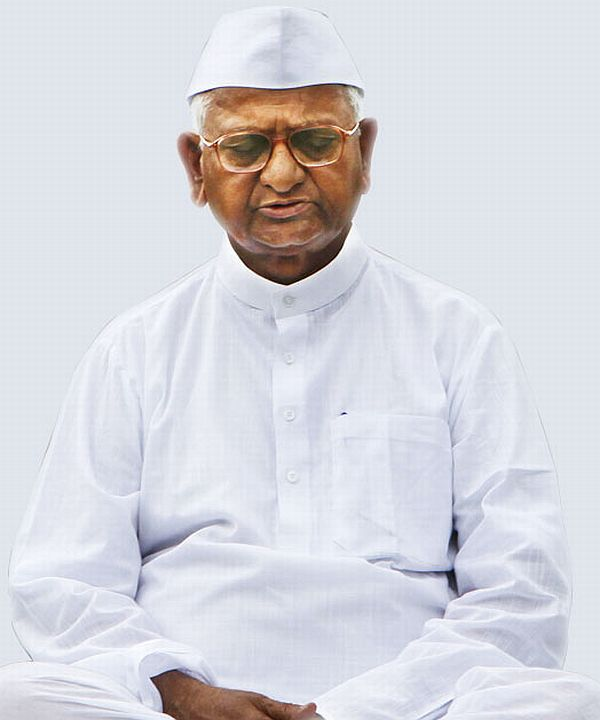 Why this sudden new love for Anna Hazare?