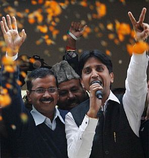 Delhiites want Kejriwal to form the government