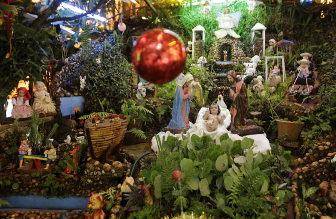 Christmas in Paraguay.