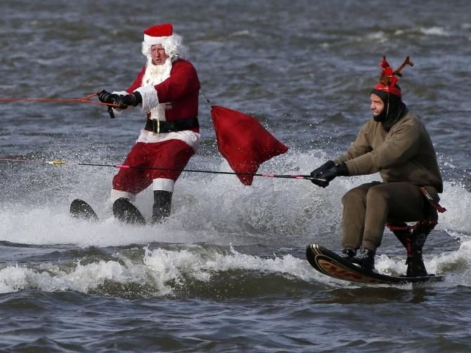 CHRISTMAS ALBUM: Tis the season to be jolly!