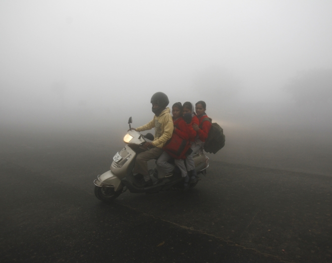 Deadly DEEP FREEZE grips north India