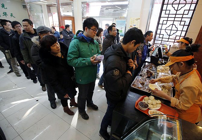 'Aam aadmi' wave in China: Prez Xi's combo meal goes viral!