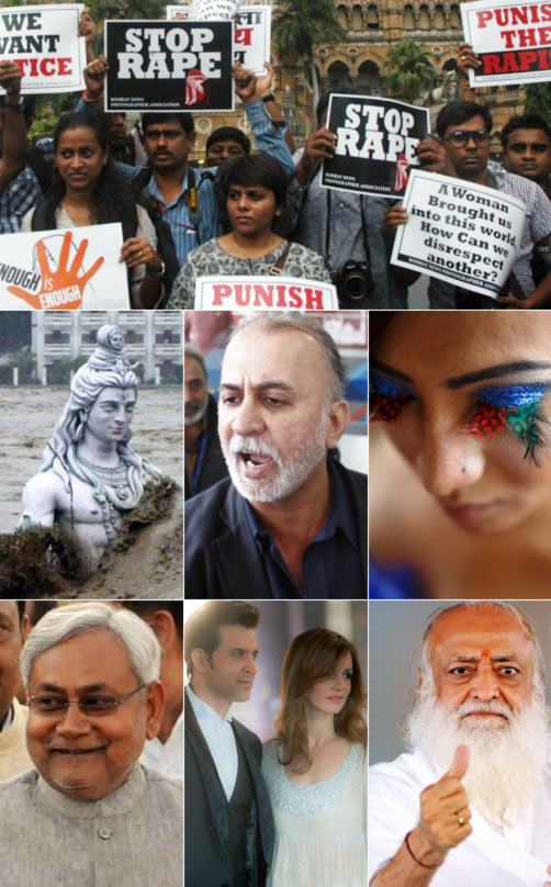 The 7 incidents that SHOOK India in 2013