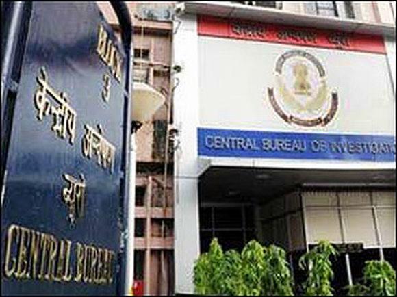 The CBI headquarters in New Delhi
