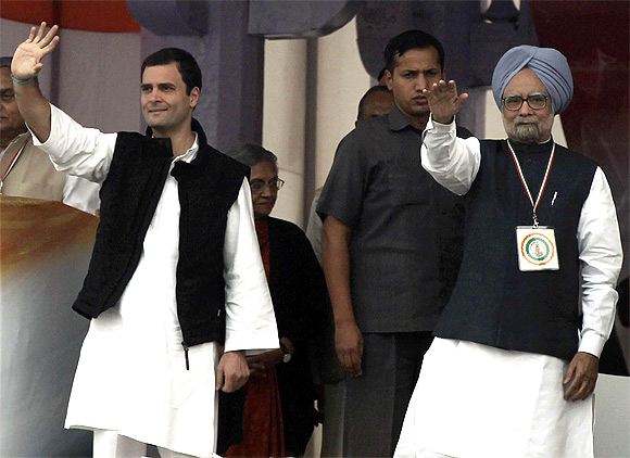 56% urban respondents dissatisfied with UPA-II's performance