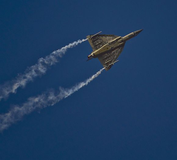 PHOTOS: Desi air power @ Aero India 2013