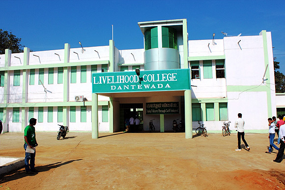 Livelihood College Dantewada