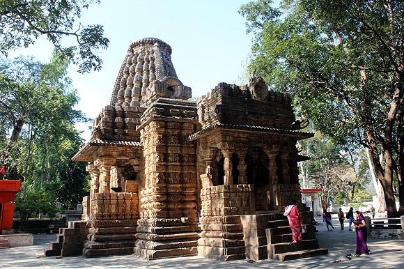 Bhoramdeo Shiv temple built in the 11th century
