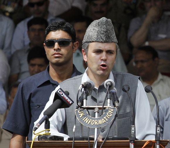 Jammu and Kashmir Chief Ministe