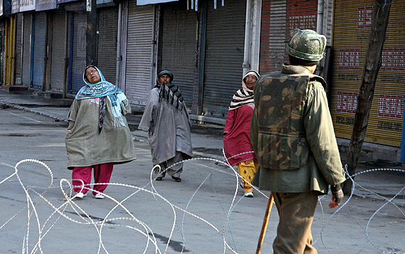 Kashmir seethes in anger