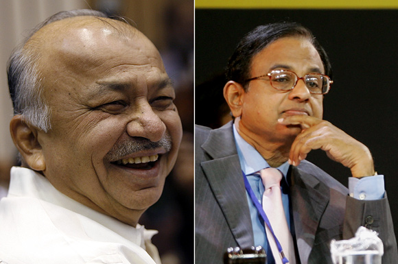Sushil Kumar Shinde has Chidambaram worried!