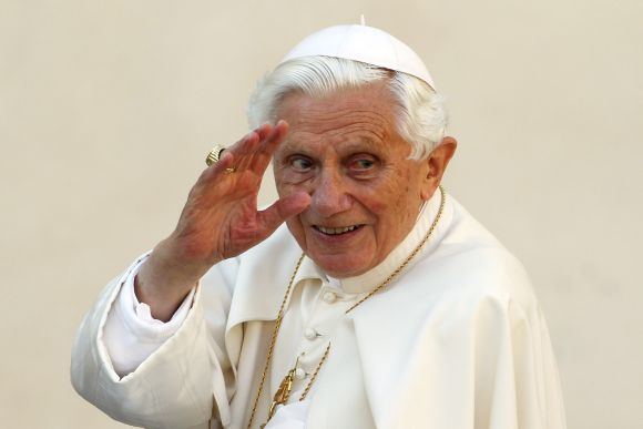 Cardinal Ratzinger was elected as the 265th Pope on April 19, 2005, and his nearly-eight years spanning tenure has witnessed certain remarkable and some controversial moments.