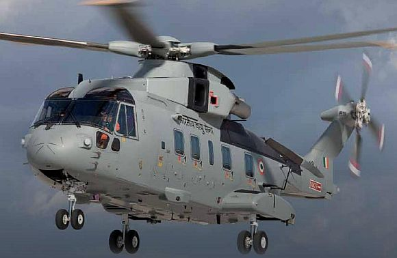 India's bribe-tainted VVIP helicopter deal