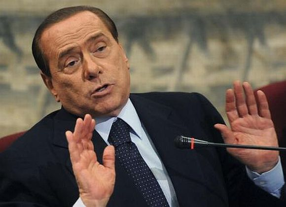 Can't do business without paying bribe: Berlusconi