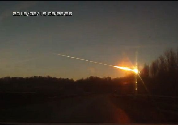 IN PHOTOS: Meteor BLAST injures over 1200 in Russia