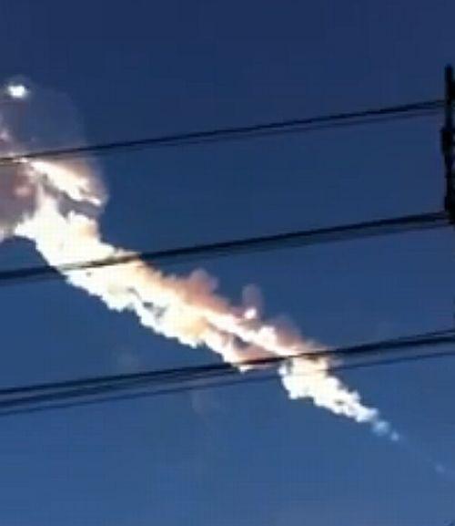 IN PHOTOS: Meteor BLAST injures over 1200 in Russia