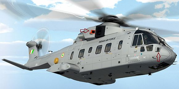 VVIP helicopter deal: The government's take