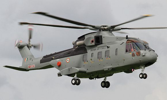 VVIP Helicopter Deal The Government39s Take  Rediff News