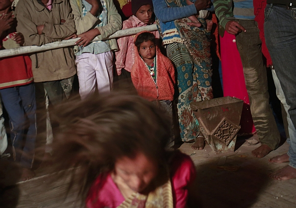 The FRIGHTENING ghost busters from Madhya Pradesh
