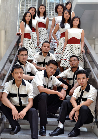 The Shillong Chamber Choir shot to fame after winning India's Got Talent and have been on a song since...