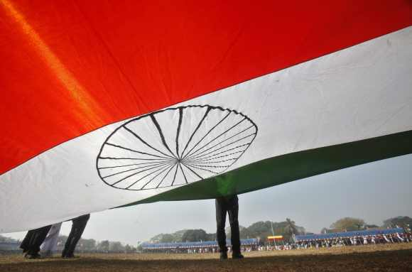 'India stands tall because we are seen as a liberal democracy'