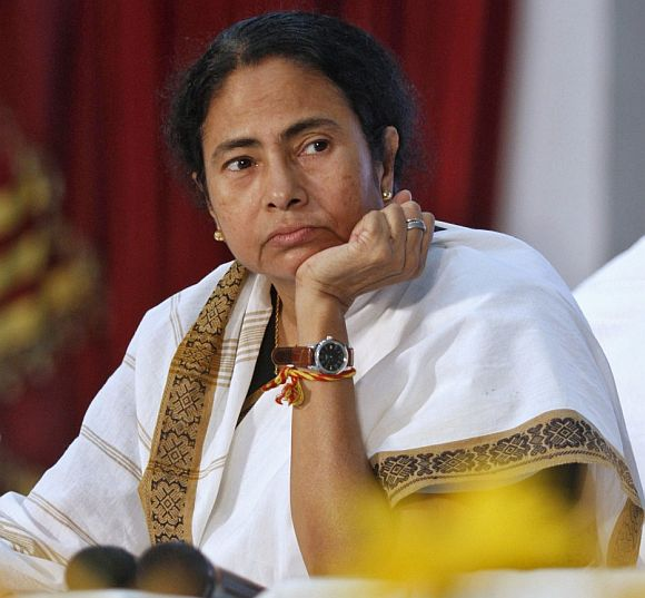 In trouble: Bengali film ridiculing Mamata Didi