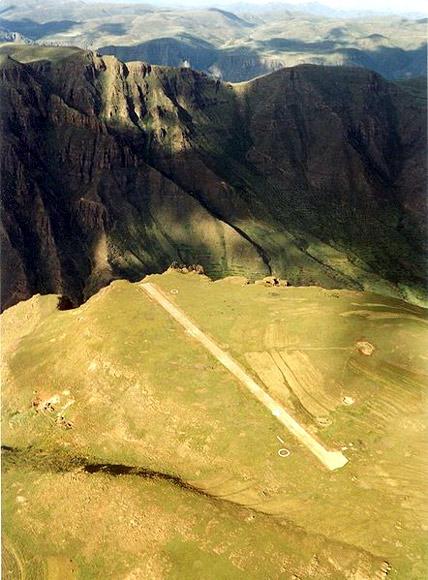 Matekane Air Strip