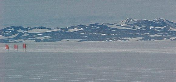 Pegasus White Ice Runway