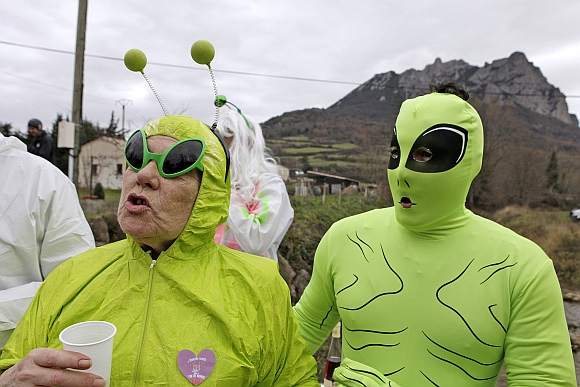 IN PICS: It's an odd, crazy world out there