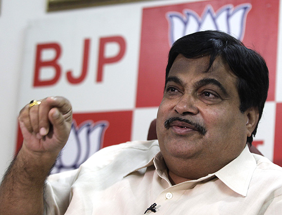 Is Nitin Gadkari headed for a second term as BJP president?