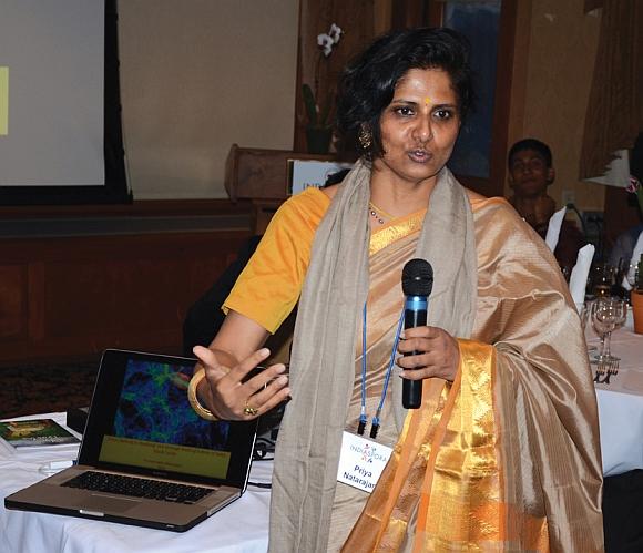 Yale professor Priyamvada Natarajan
