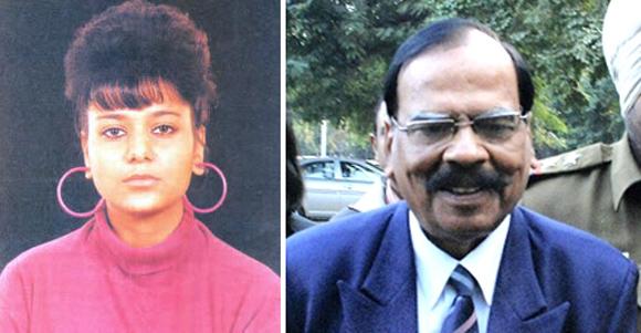 Ruchika Girhotra suicide (1990)