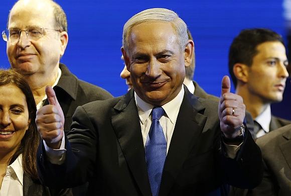 No 28. Israel Prime Minister Benjamin Netanyahu