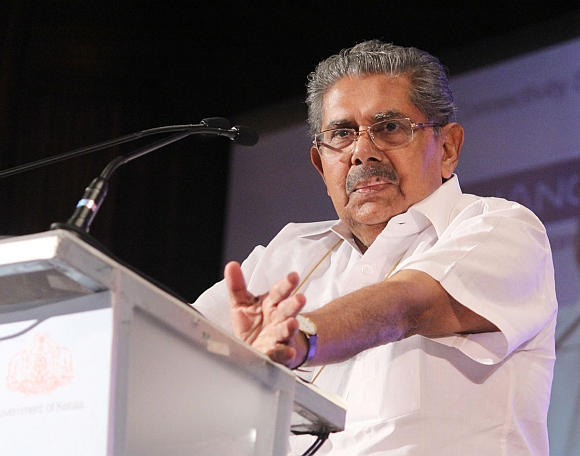 Union Minister for Overseas Indian Affairs Vayalar Ravi