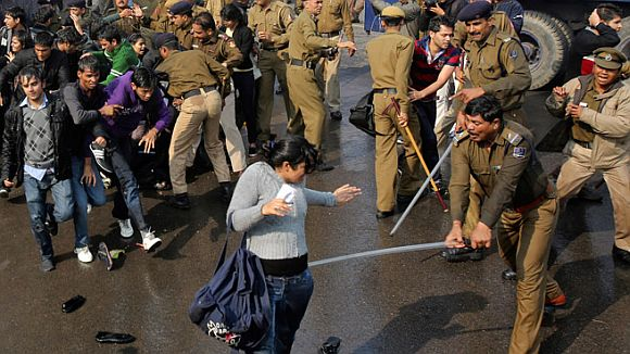 'This is not my good-old Delhi Police'
