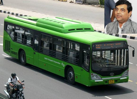 After DTC bus ride, Mantri<I>ji</I> agrees Delhi roads are unsafe
