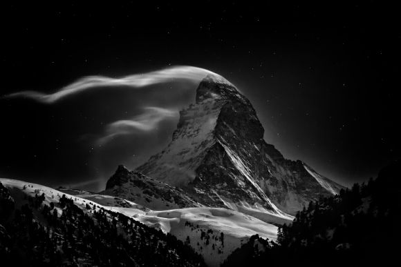 First Place for Places:  The Matterhorn
