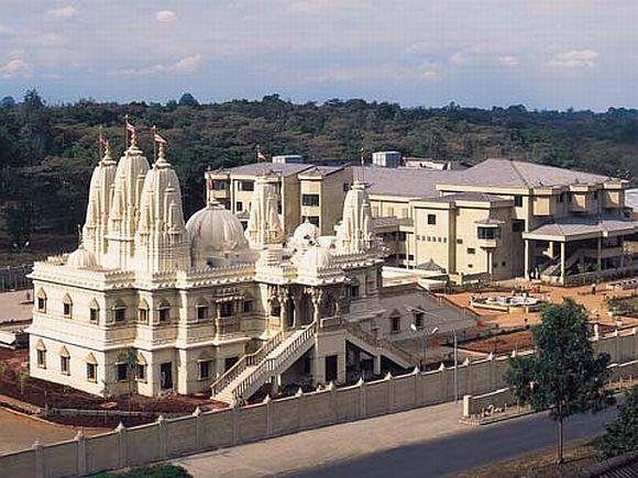 Swaminarayan Mandir in Nairobi