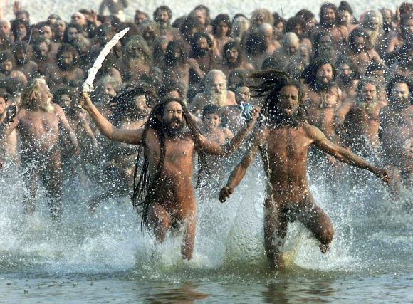 The  MAGIC of Kumbh Mela down the years