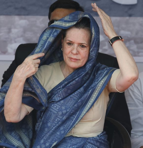 When Soniaji feels the need for it, she can be a tough taskmaster, says Ahmed Patel.